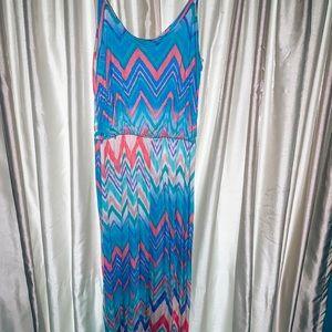 Dresses & Skirts - Pastel maxi dress💙
